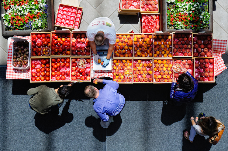 To Learn About Inbound Marketing, Visit a Farmers Market