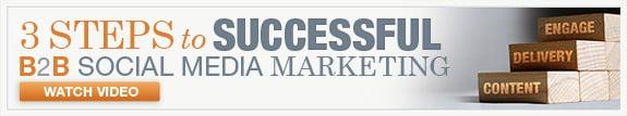3 Steps To Social Media Marketing Success