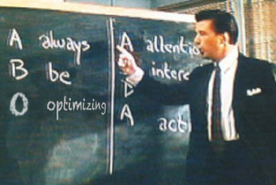 Top 10 Quotes Part II - If Glengarry Glen Ross Were About Internet Marketing