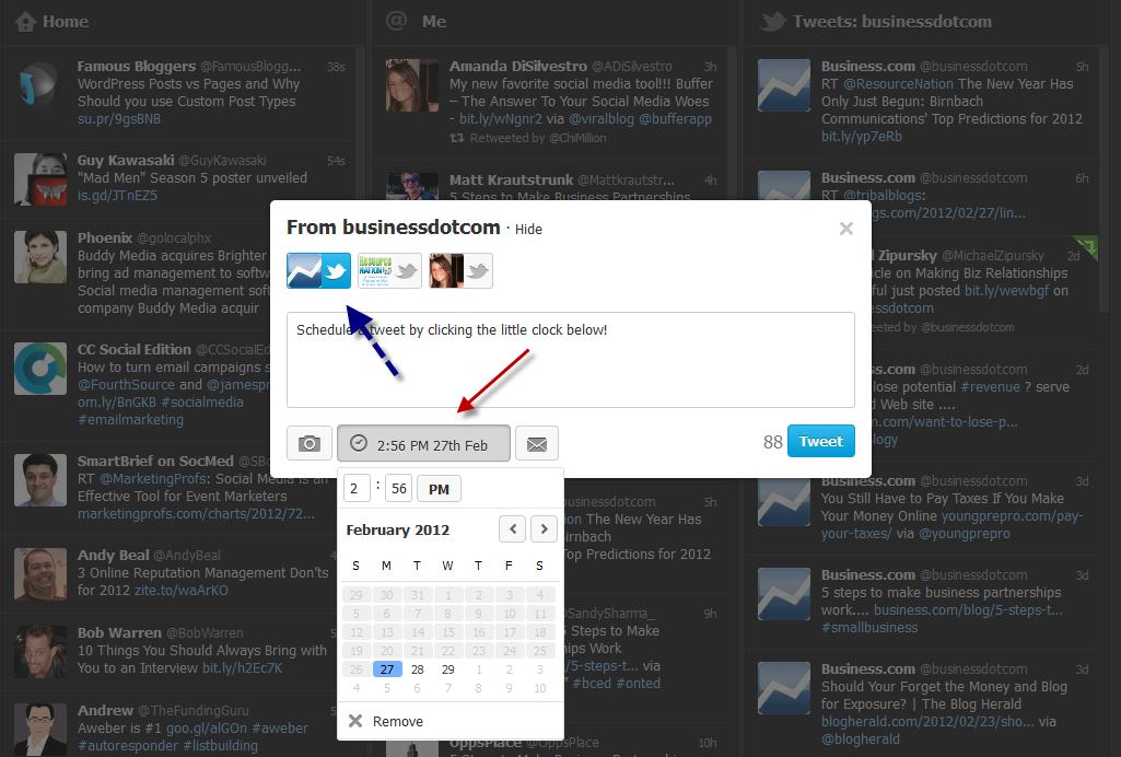 tweetdeck twitter