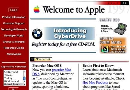 apples early website