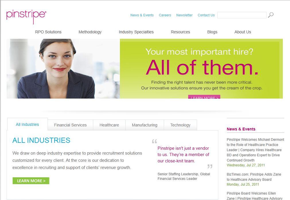 A Top 10 Checklist for Effective B2B Website Design