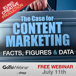 The Business Case for Content Marketing - Facts, Figures & Data