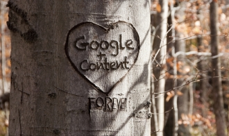 Content is Google's Valentine