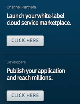 multiple personas in a single cta from appdirect