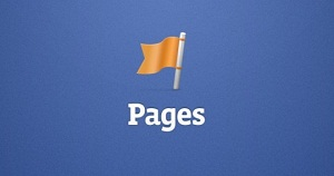 Facebook pages application