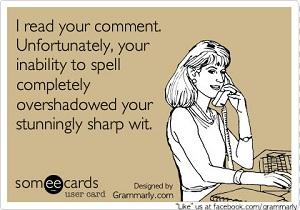 Punctuation & Grammar Errors Unforgivable in Lead Nurturing