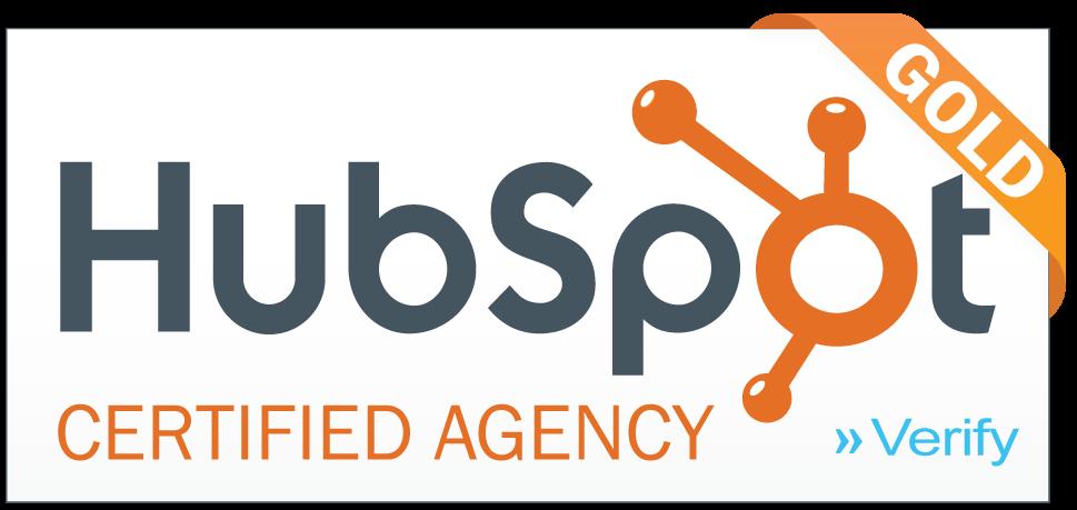 Kuno Creative is a HubSpot Gold Level Partner