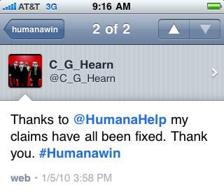 A Health Insurance Company Driving Social Media Innovation?