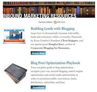 Build Brand Loyalty With an Inbound Marketing Library