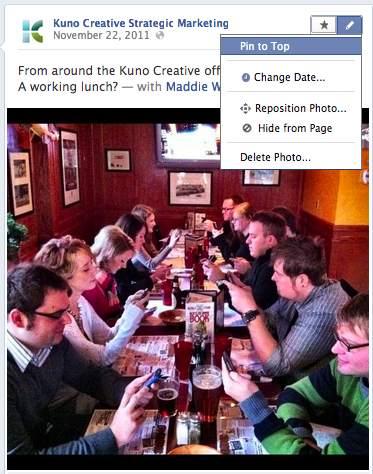 Inbound Marketing team photo