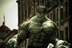 The Incredible Hulk of Inbound Marketing vs. the Yellow Pages