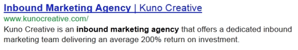 Inbound Marketing Agency SERPs resized 600
