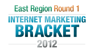 The Internet Marketing Field of 64 Tourney – Round 1 East Region