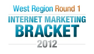 The Internet Marketing Field of 64 Tourney – Round 1 West Region