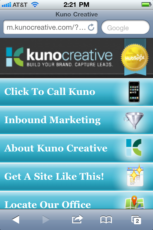 Top Challenges in Modern Website Design - #2 Mobile