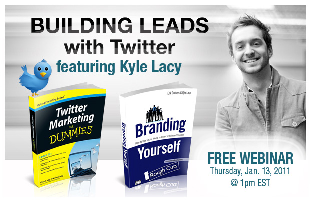 Inbound Marketing Webinar Series: Building Leads with Twitter