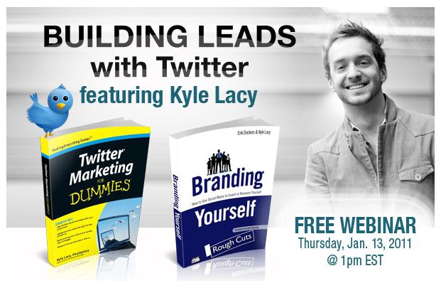Inbound Marketing Webinar Series: Building Leads with Twitter