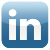 7 Reasons Businesses Should Use LinkedIn for Social Media Marketing image linkedin logo landing page