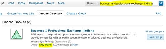 Social Media - LinkedIn Ownership - BPE