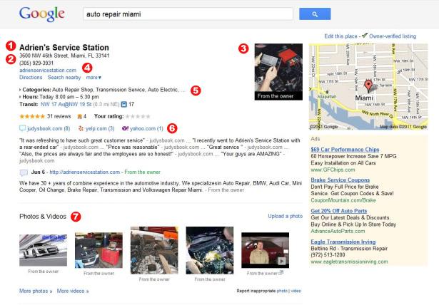 Decoding Google's Local Search Algorithm - 13 SEO Signals