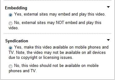 Optimizing YouTube Videos