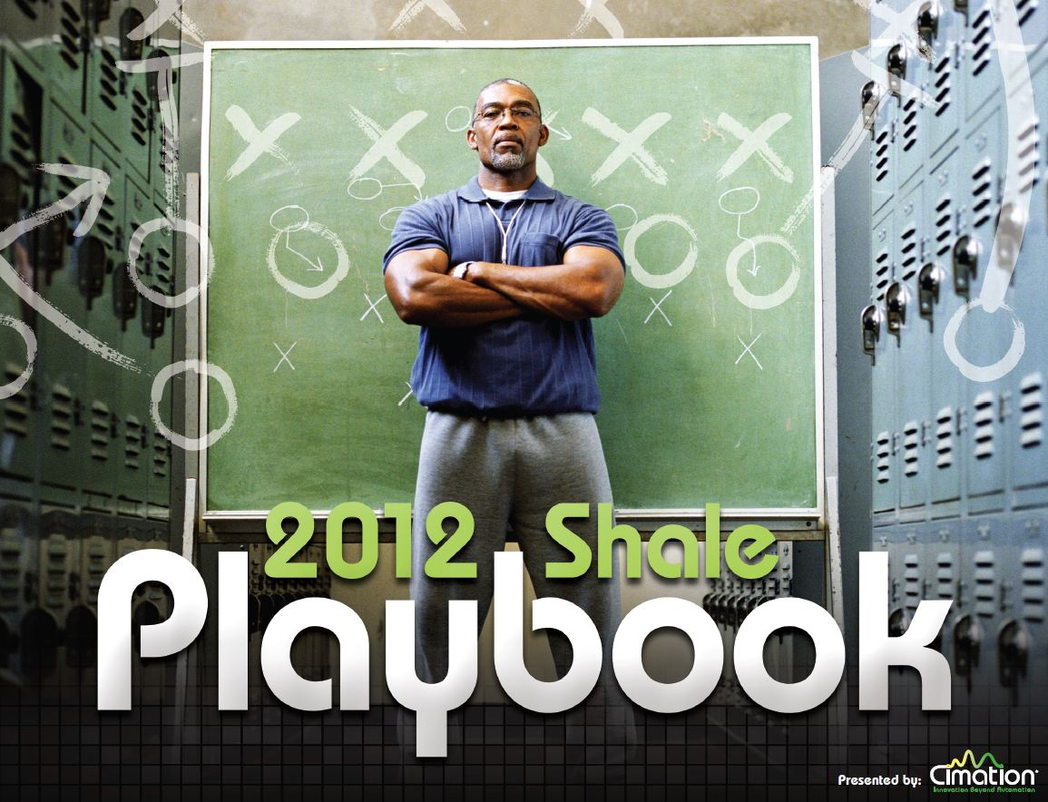 The Shale Playbook - an Example of Killer TOFU Content