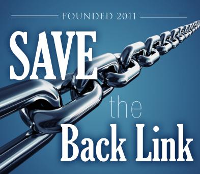 Save the Backlinks
