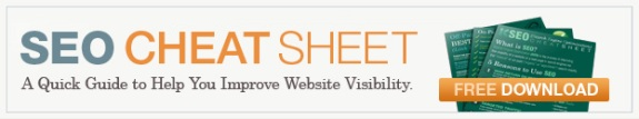 SEO Cheat Sheet for Inbound Marketing