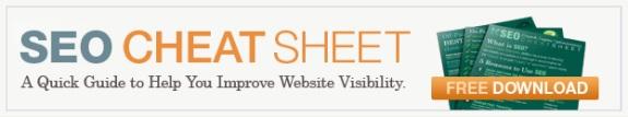 SEO Cheat Sheet for Inbound Marketing
