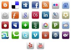 Social Media Icon Image