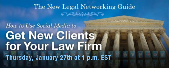 Building Leads with Social Media for Your Law Firm