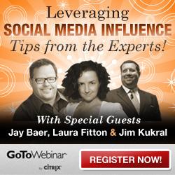 Leveraging Social Media Influence