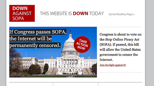 The Potential Impact of SOPA and PIPA on Content Marketing