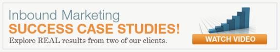 Watch Inbound Marketing Case Studies