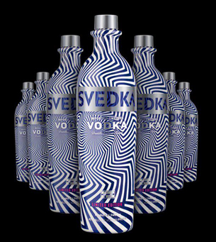 New Year's Eve & Mobile Marketing with Svedka Vodka