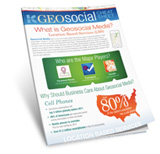 GEOSocial Cheat Sheet