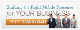 Download our free Mobile Web Presence white paper