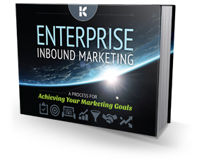 Download the Enterprise Inbound Marketing Free Ebook
