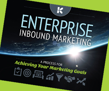 Enterprise Inbound Marketing eBook