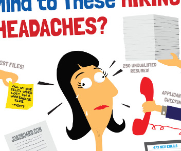 Preview The Hyrell Applicant Tracking Infographic