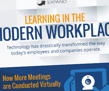 Preview the Expand Learning in the Workplace Infographic