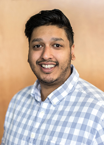Zakir Ghazi - Front-End Web Developer - Kuno Creative