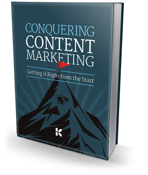 Download the Conquering Content Marketing eBook
