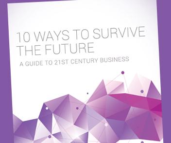 Preview eBook 10 Ways to Survive The Future - Kuno Creative