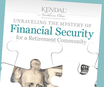 Preview eBook Unravelling the Mystery of Financial Security for a retirement Community - Kuno Creative
