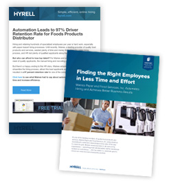 Integrated Campaigns Example - Step 3 - Hyrell