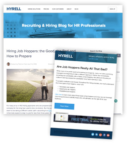 Integrated Campaign Example - Step 2 - Hyrell
