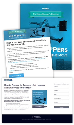 Integrated Campaign Example - Step 1 - Hyrell