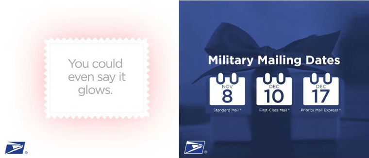 USPS Holiday Promotions